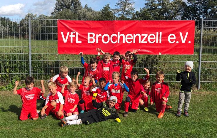 Trainingszeiten Halle Vfl Brochenzell